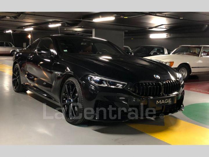 BMW Série 8 M850IA (G15) 530 XDRIVE Noir Metal Occasion - 2