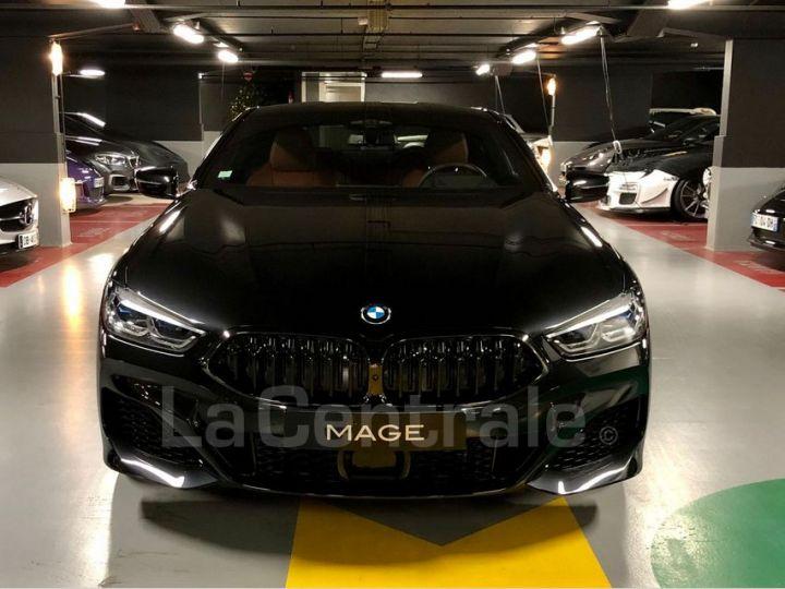 BMW Série 8 M850IA (G15) 530 XDRIVE Noir Metal Occasion - 9