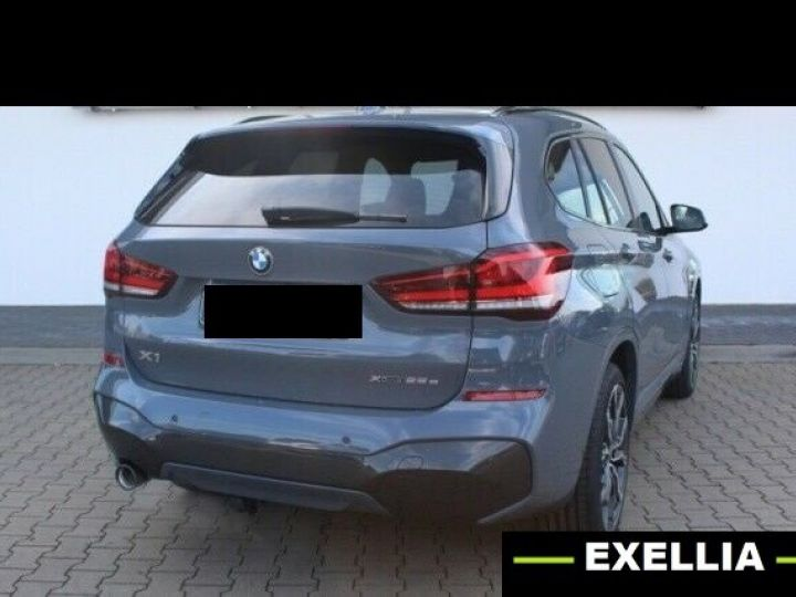 BMW X1 25e xDrive GRIS PEINTURE METALISE  Occasion - 2