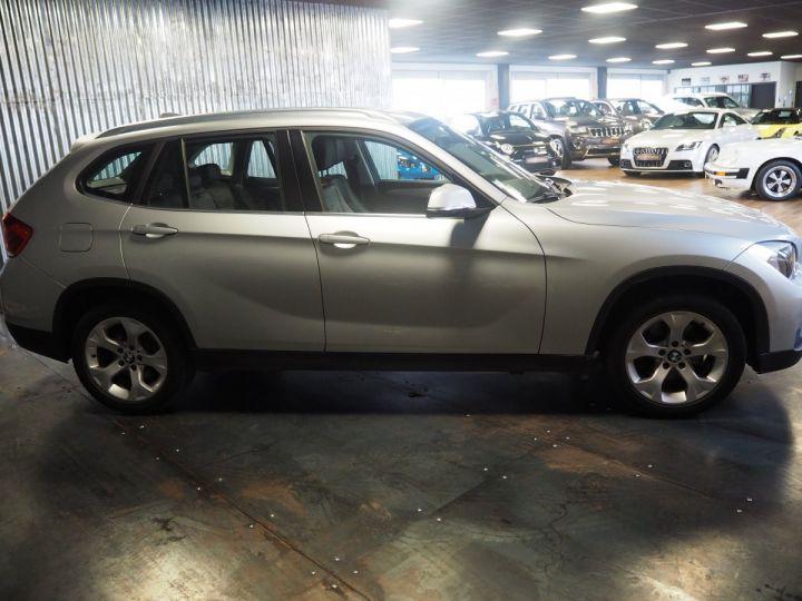 BMW X1 (E84) SDRIVE 20D 184 LOUNGE+ gris  - 6