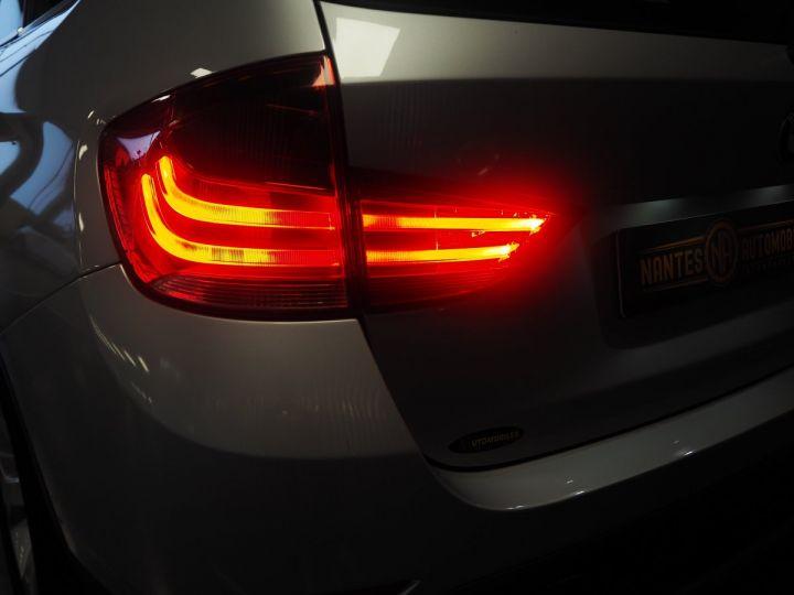 BMW X1 (E84) SDRIVE 20D 184 LOUNGE+ gris  - 10