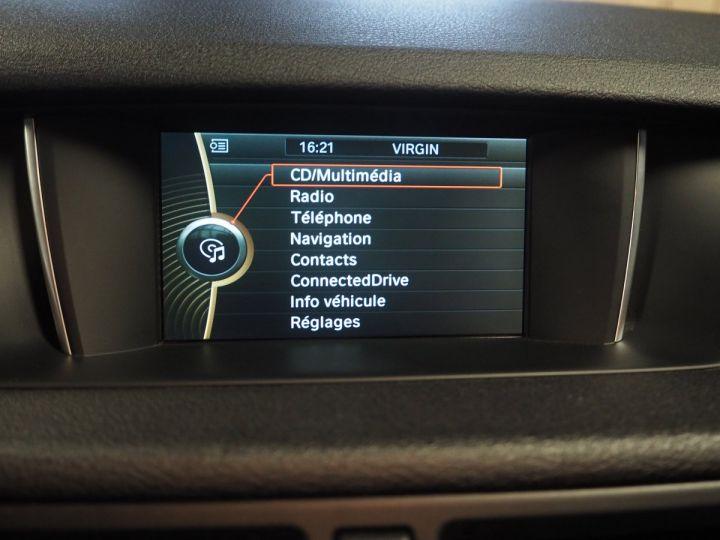 BMW X1 (E84) SDRIVE 20D 184 LOUNGE+ gris  - 16