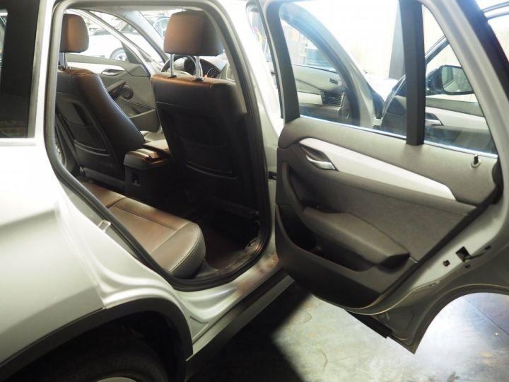 BMW X1 (E84) SDRIVE 20D 184 LOUNGE+ gris  - 18