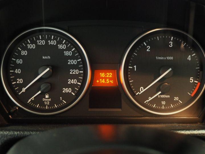 BMW X1 (E84) SDRIVE 20D 184 LOUNGE+ gris  - 20