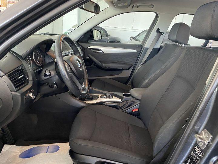 BMW X1 (E84) SDRIVE16D 116CH LOUNGE Gris F - 8