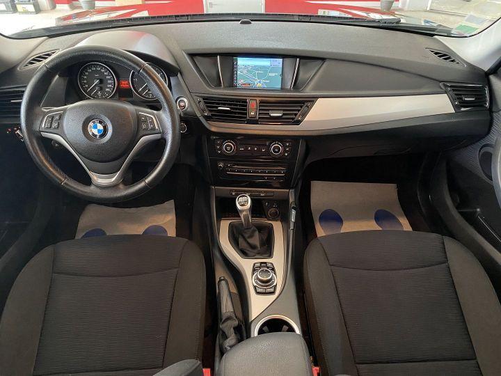 BMW X1 (E84) SDRIVE16D 116CH LOUNGE Gris F - 10