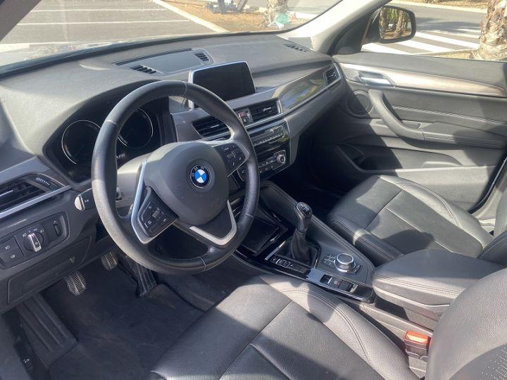 BMW X1 (F48) SDRIVE16D 116CH LOUNGE Gris C - 2