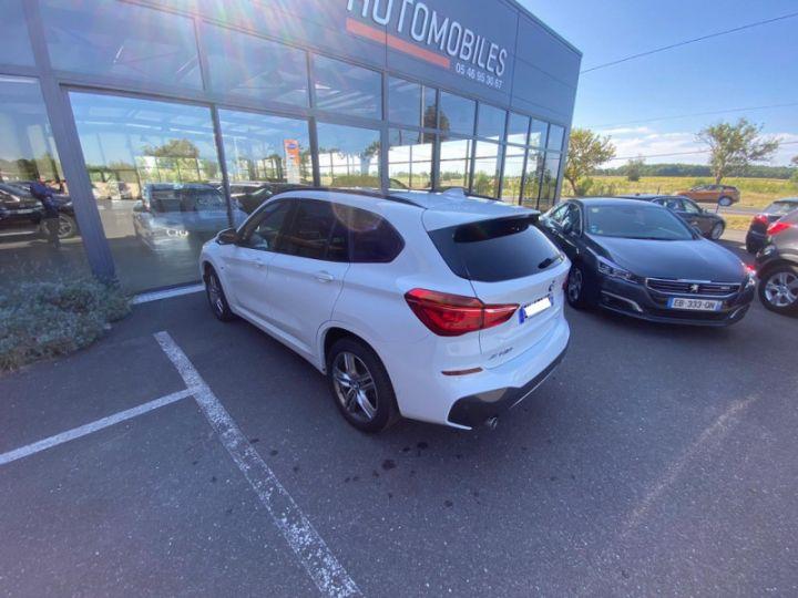 BMW X1 (F48) XDRIVE18D 150CH SPORT Blanc - 14