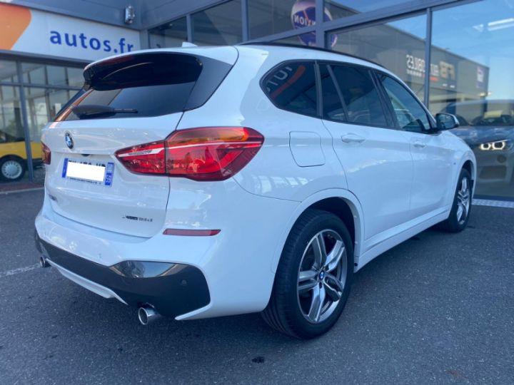 BMW X1 (F48) XDRIVE18D 150CH SPORT Blanc - 17