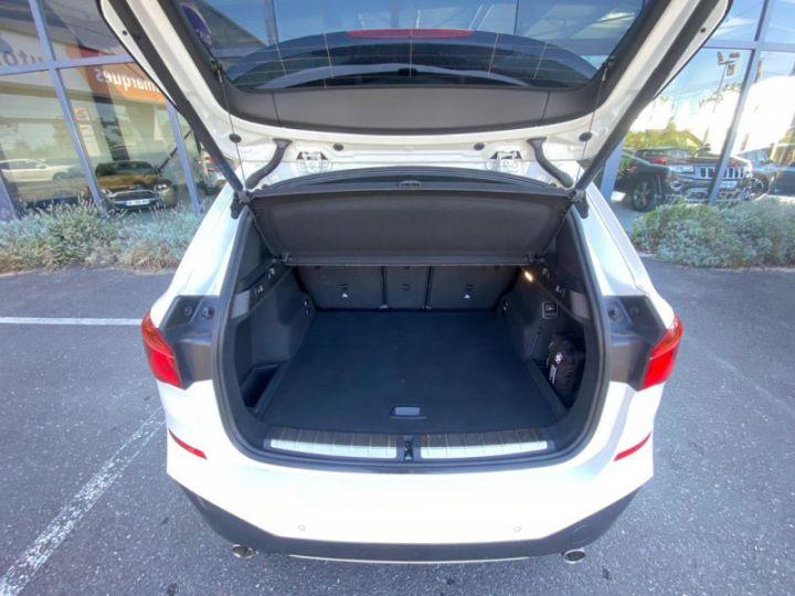 BMW X1 (F48) XDRIVE18D 150CH SPORT Blanc - 19
