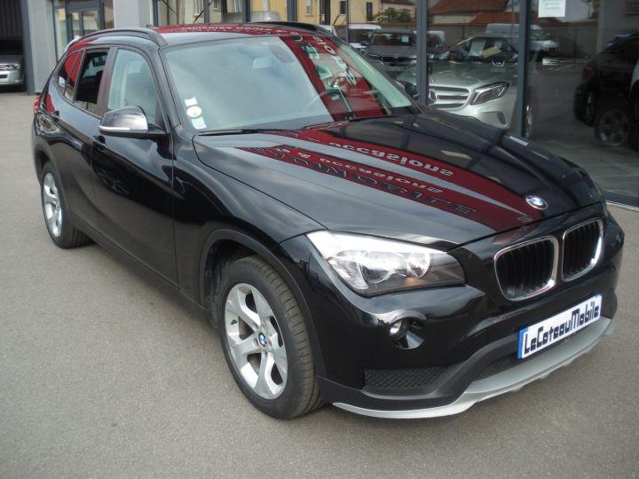 BMW X1 SDrive 18 D 143cv Noir - 2