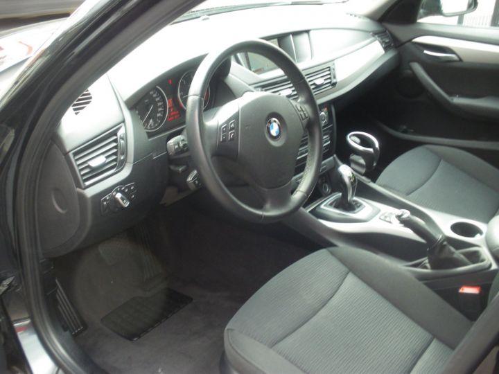 BMW X1 SDrive 18 D 143cv Noir - 3