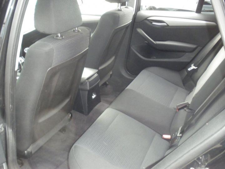 BMW X1 SDrive 18 D 143cv Noir - 4
