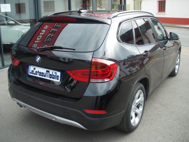 BMW X1 SDrive 18 D 143cv Noir - 5