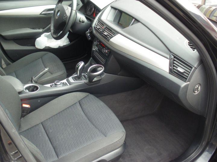 BMW X1 SDrive 18 D 143cv Noir - 6