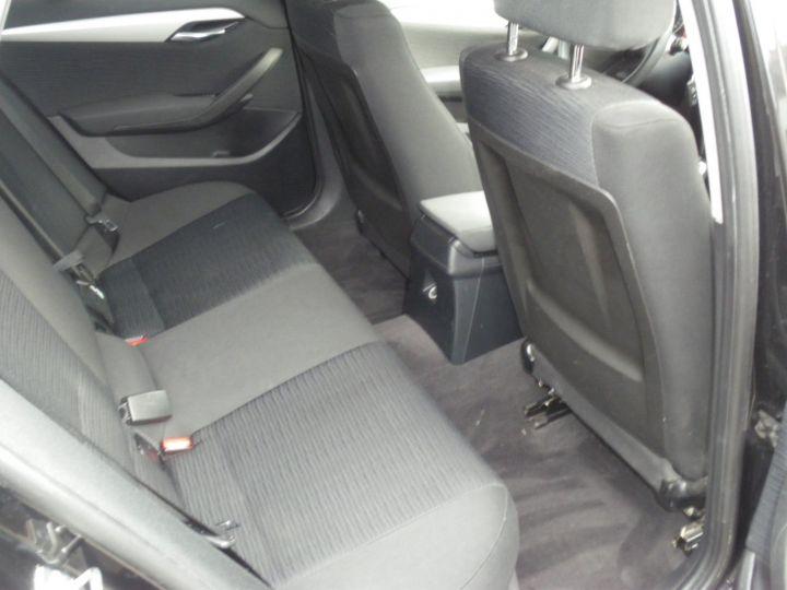 BMW X1 SDrive 18 D 143cv Noir - 7