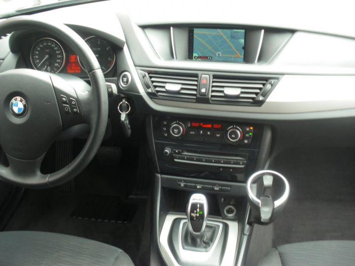 BMW X1 SDrive 18 D 143cv Noir - 8