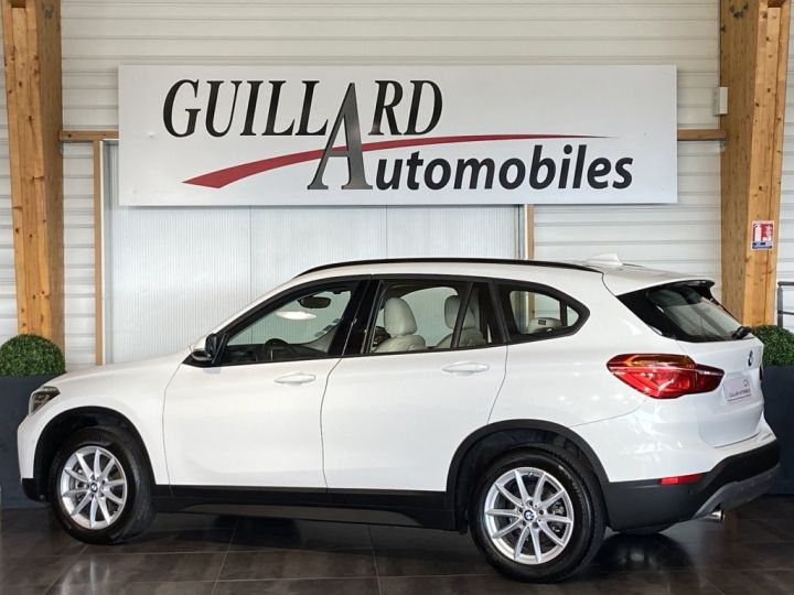 BMW X1 SDRIVE 18D BUSINESS 150ch (F48) BVM6 Blanc - 6