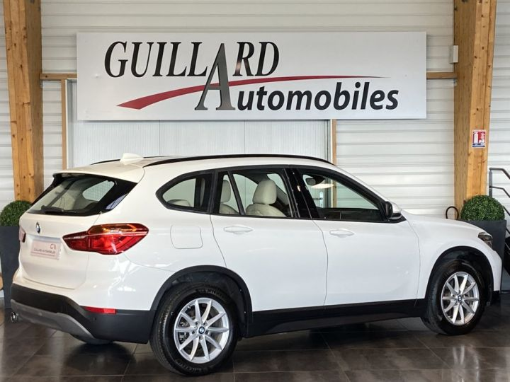 BMW X1 SDRIVE 18D BUSINESS 150ch (F48) BVM6 Blanc - 7