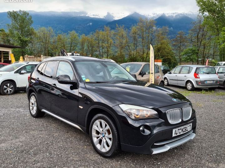 BMW X1 x-drive 20d 177 luxe 10/2009 ATTELAGE TOIT OUVRANT XENON CUIR  - 3