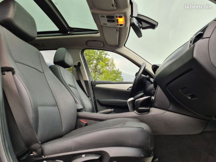 BMW X1 x-drive 20d 177 luxe 10/2009 ATTELAGE TOIT OUVRANT XENON CUIR  - 4