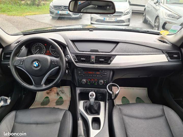 BMW X1 x-drive 20d 177 luxe 10/2009 ATTELAGE TOIT OUVRANT XENON CUIR  - 5