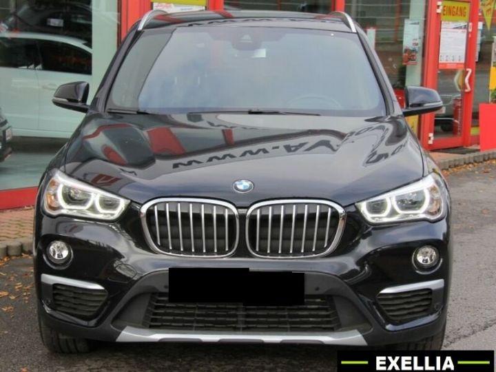 BMW X1 xDRIVE X-LINE  noir peinture métallisé  Occasion - 2