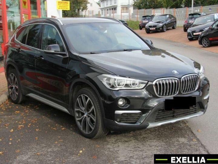 BMW X1 xDRIVE X-LINE  noir peinture métallisé  Occasion - 3