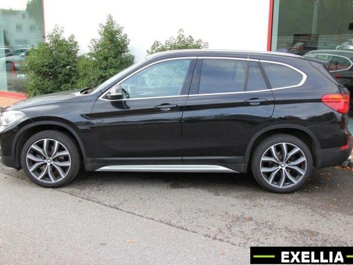 BMW X1 xDRIVE X-LINE  noir peinture métallisé  Occasion - 4