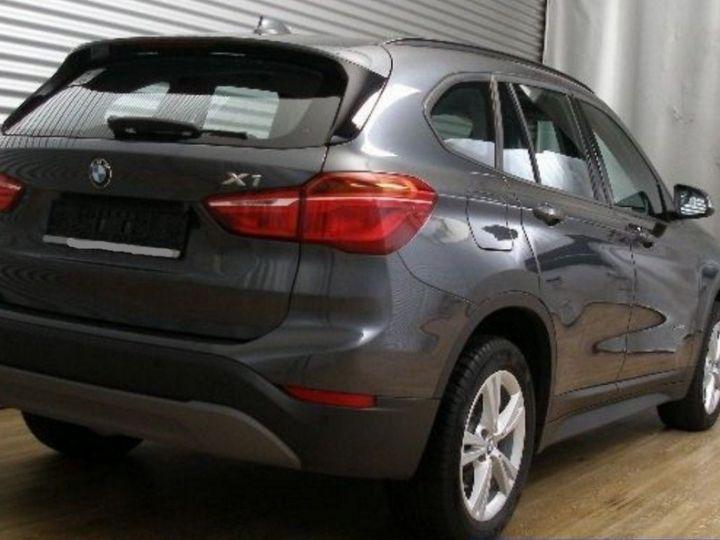 BMW X1 xDrive18dA 150 Advantage(01/2017) gris minéral  métallisé - 3