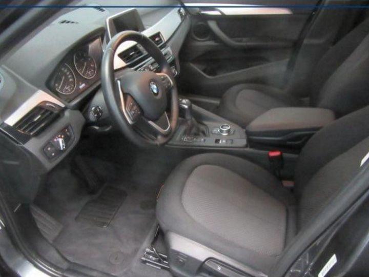 BMW X1 xDrive18dA 150 Advantage(01/2017) gris minéral  métallisé - 8