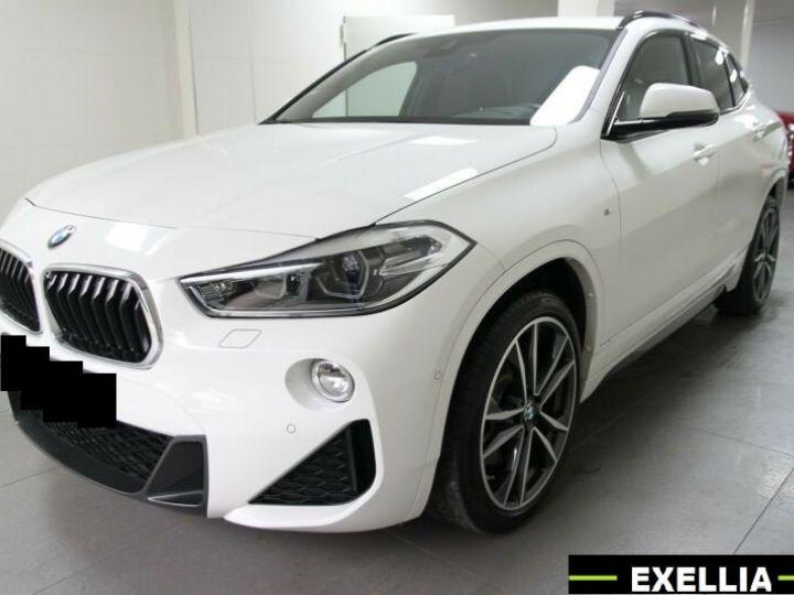 BMW X2 25d xDRIVE M blanc peinture métalisé Occasion - 2