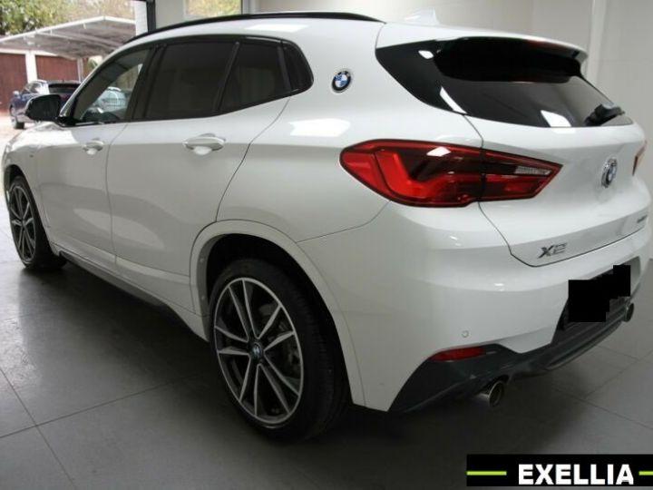 BMW X2 25d xDRIVE M blanc peinture métalisé Occasion - 3