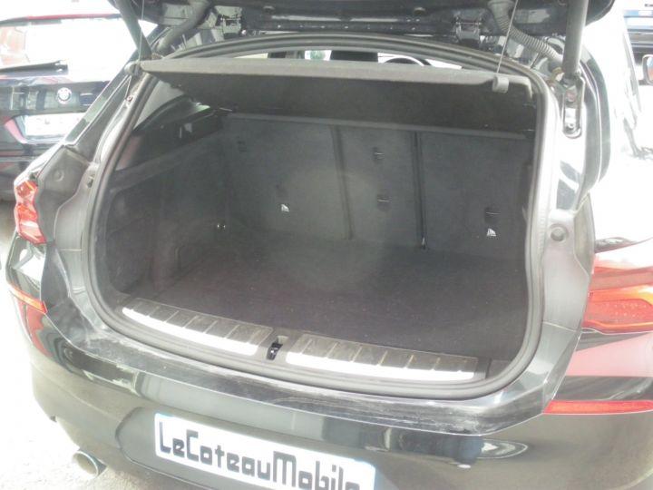 BMW X2 SDrive 18 D 1995 150cv NOIR - 8