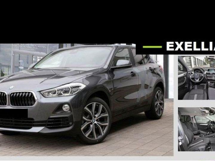 BMW X2 SDRIVE 18I ADVANTAGE PACK BVA  GRIS  Occasion - 1