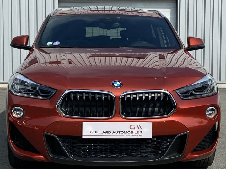 BMW X2 SDRIVE 20 i M-SPORT 192ch (F39) DKG7 ORANGE - 2