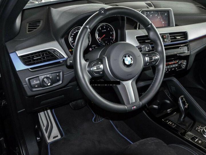 BMW X2  sDrive18d Aut. 150  Pack M Sport 08/2019 noir métal - 5