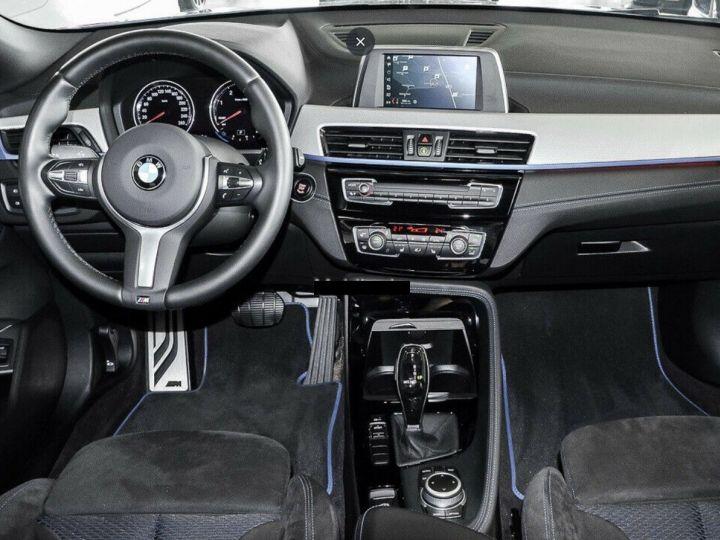 BMW X2  sDrive18d Aut. 150  Pack M Sport 08/2019 noir métal - 6