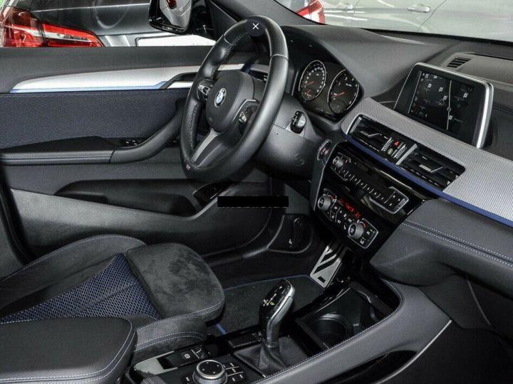 BMW X2  sDrive18d Aut. 150  Pack M Sport 08/2019 noir métal - 7