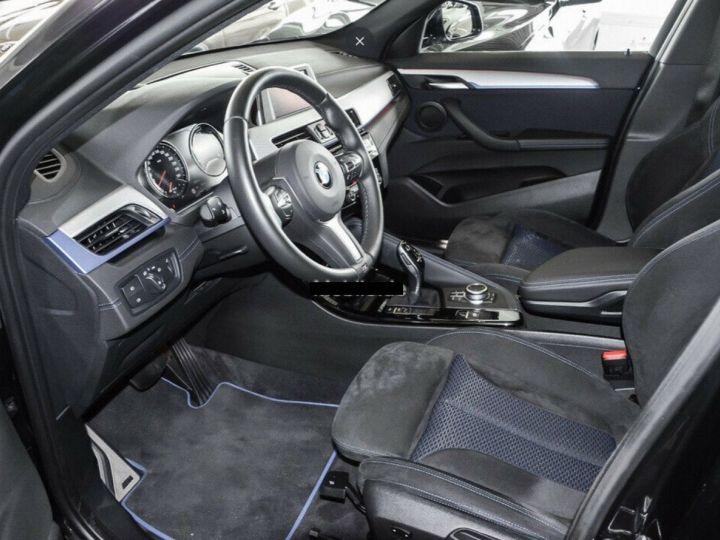 BMW X2  sDrive18d Aut. 150  Pack M Sport 08/2019 noir métal - 8