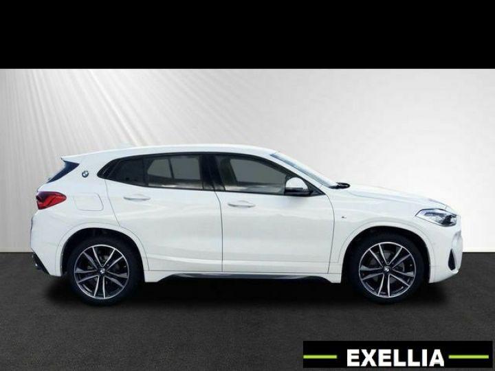 BMW X2 X2 18d xDRIVE  blanc peinture métalisé Occasion - 2