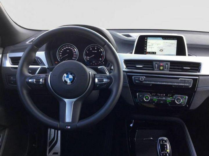 BMW X2 X2 18d xDRIVE  blanc peinture métalisé Occasion - 5