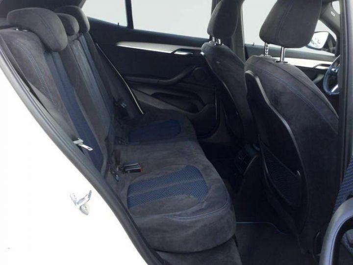 BMW X2 X2 18d xDRIVE  blanc peinture métalisé Occasion - 7
