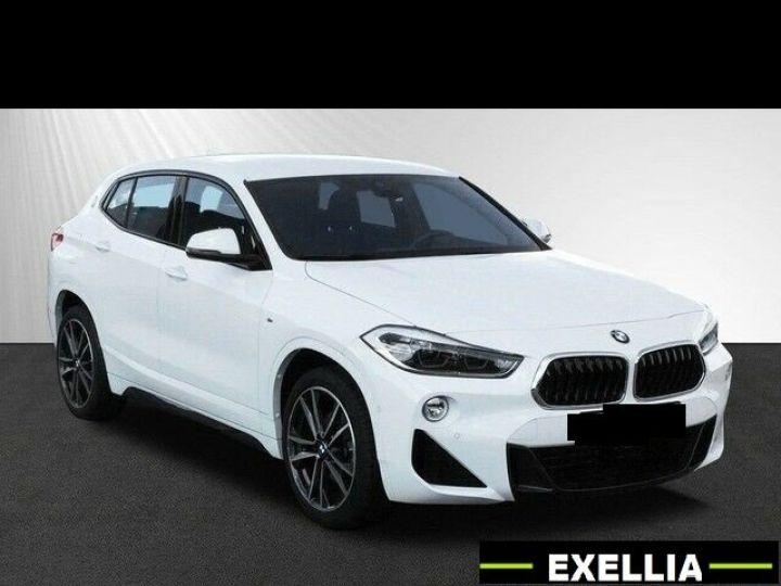 BMW X2 X2 18d xDRIVE  blanc peinture métalisé Occasion - 10