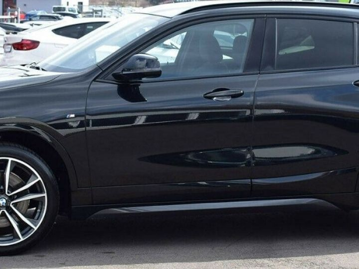 BMW X2 xDrive20d 190 Auto M Sport 01/2019 noir métal - 1