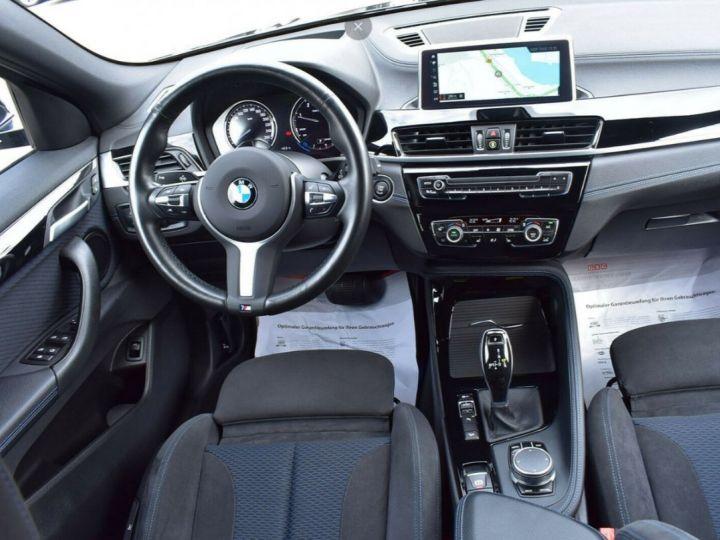 BMW X2 xDrive20d 190 Auto M Sport 01/2019 noir métal - 2