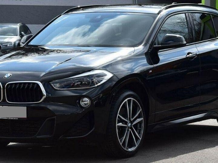 BMW X2 xDrive20d 190 Auto M Sport 01/2019 noir métal - 3