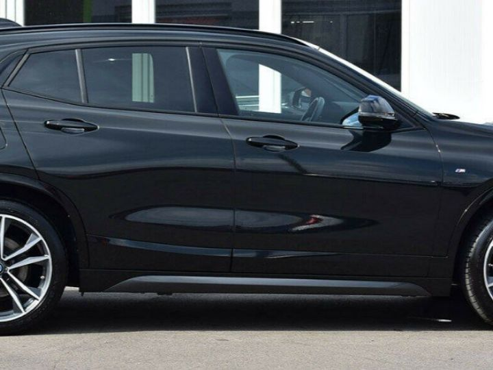 BMW X2 xDrive20d 190 Auto M Sport 01/2019 noir métal - 5