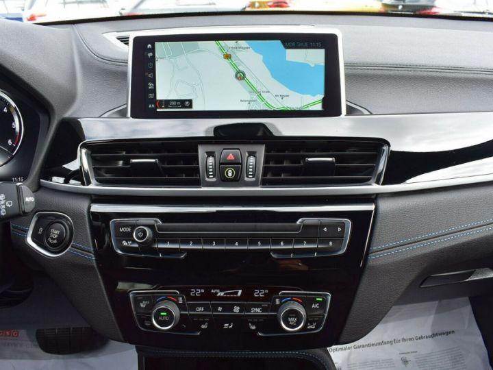 BMW X2 xDrive20d 190 Auto M Sport 01/2019 noir métal - 6