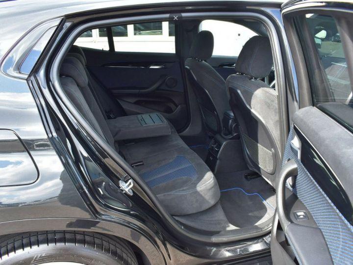 BMW X2 xDrive20d 190 Auto M Sport 01/2019 noir métal - 7